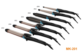 Different Barrels Hair Curling Iron